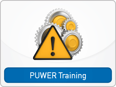 PUWER Training