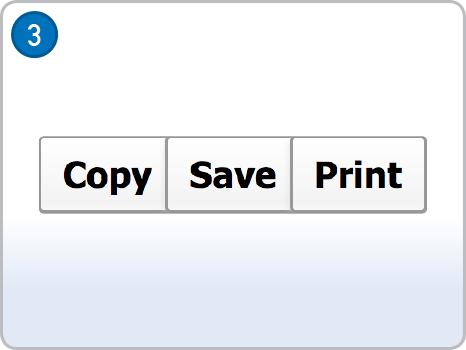 Copy Save Print