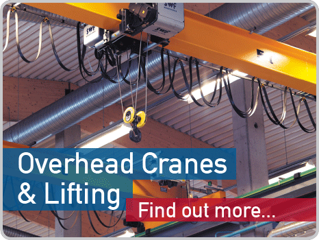 Overhead Cranes and Lifting