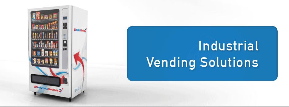 Industrial Vending Machine Solutions