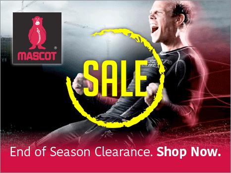 Mascot End of Season Sale