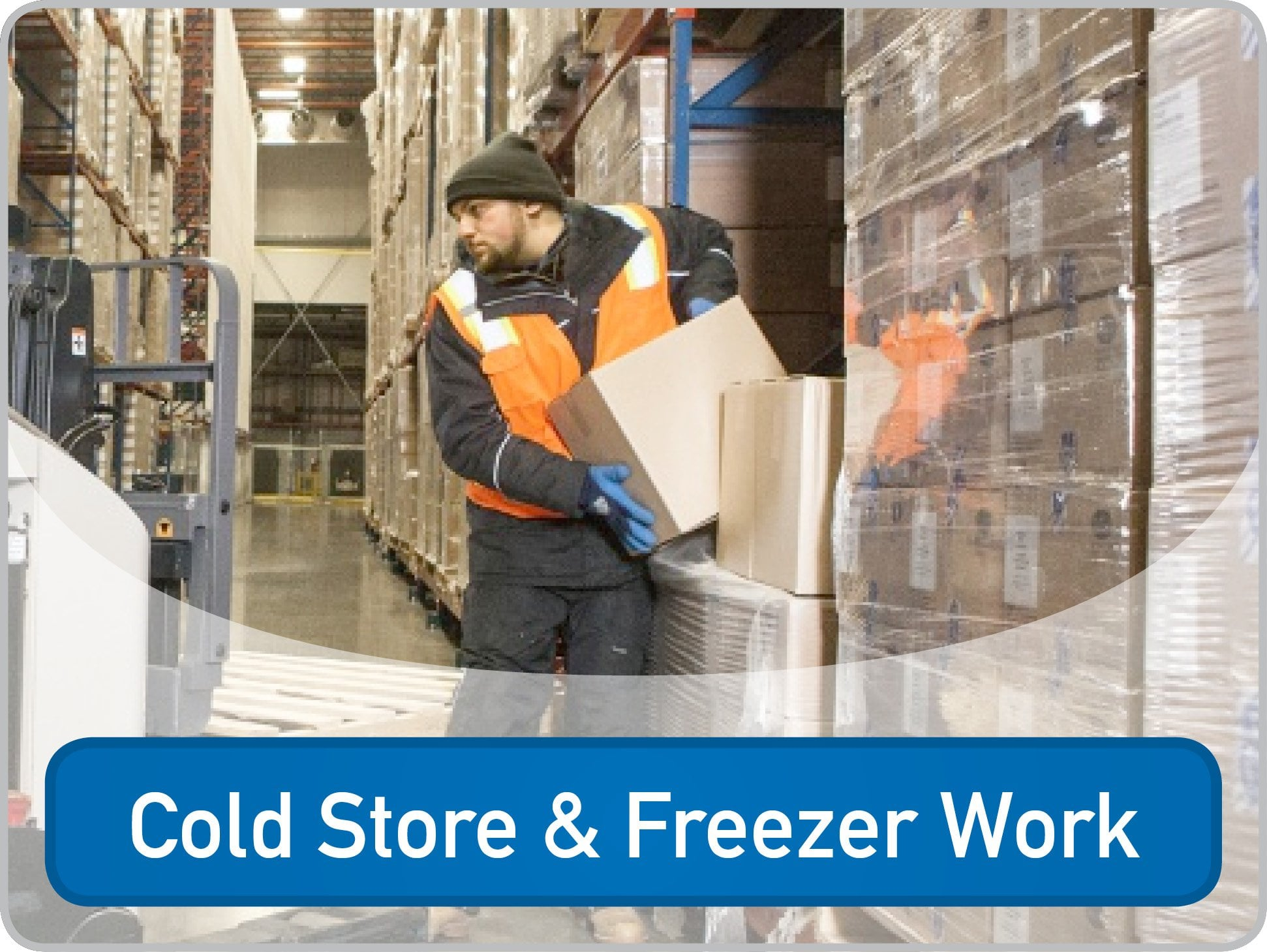 Cold Store and Freezer Work