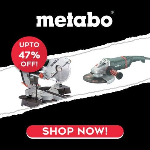 Metabo Black Friday