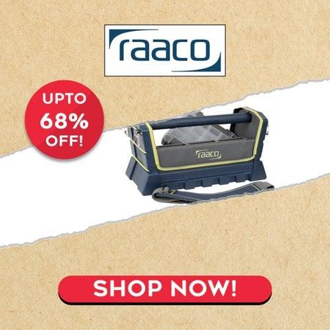 Raaco Black Friday