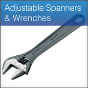 Adjustable Spanners and Wrenches