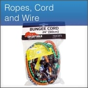 Ropes, Cord and Wire