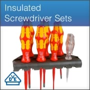 Insulated Screwdriver Sets (VDE)