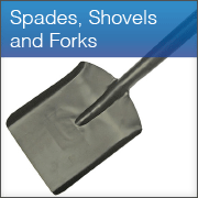 Spades, Shovels and Forks