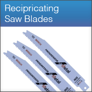 Recipricating Saw Blades