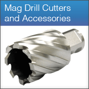 Mag Drill Cutters & Accessories