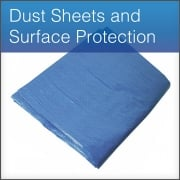 Dust Sheets and Surface Protection