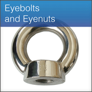 Eyebolts and Eyenuts