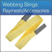 Webbing Slings / Raymesh and Accessories