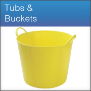 Tubs and Buckets