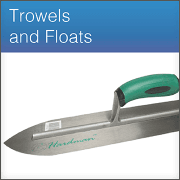 Trowels and Floats