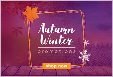 Autumn Winter Promotions