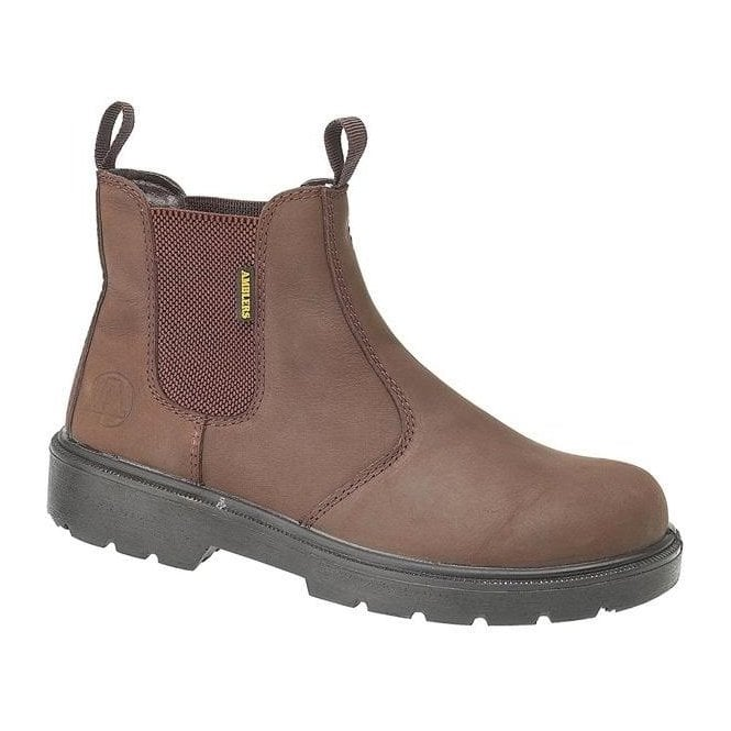 Amblers Steel Amblers FS128 Dealer Safety Boot