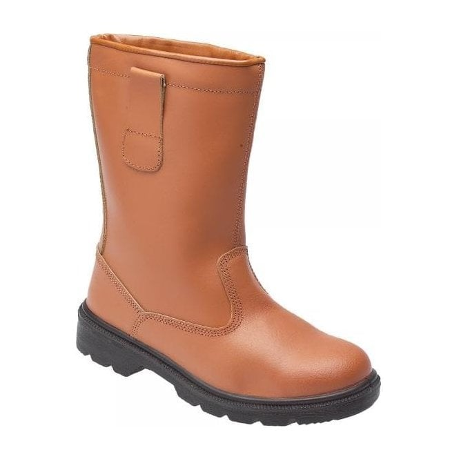 Toesavers Safety Warm Lined Rigger Boot (2413)