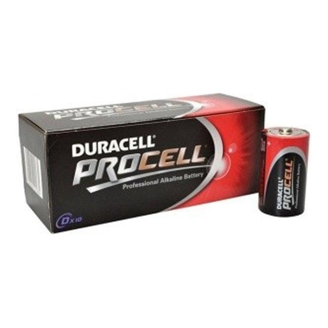Duracell Procell Batteries 1.5V