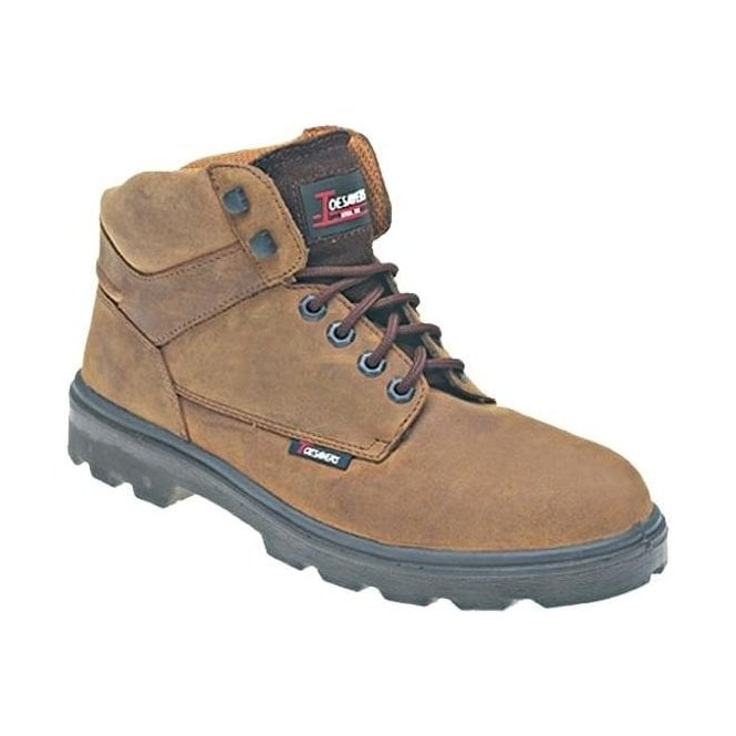 Toesavers Nubuck Safety Boot (1201)