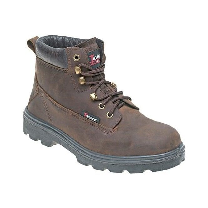 Toesavers Nubuck Safety Boot (1101)