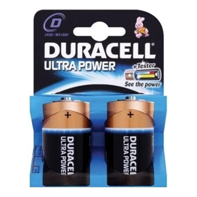 Duracell Ultra Power Batteries