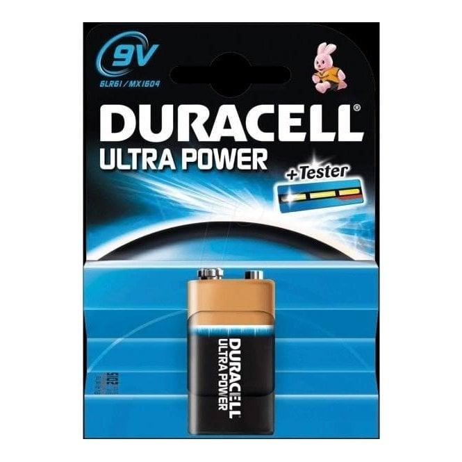 Duracell Ultra M3 Battery