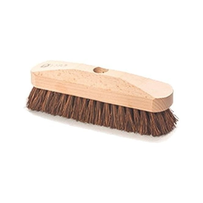 Deck Scrubbing Brush 9-Inch