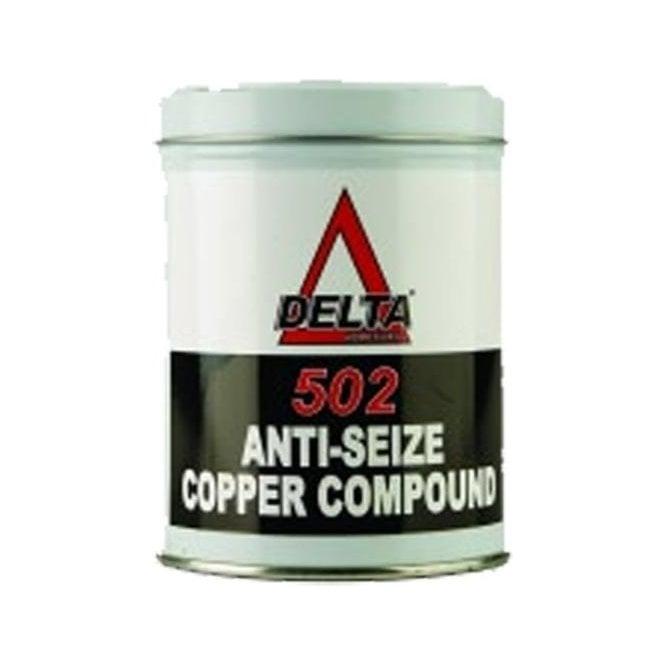 Delta Adhesives D502 Copper Anti-Seize Tub 500g