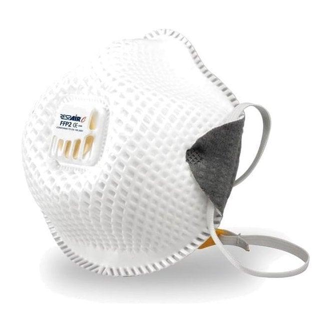 Respair C2 Valved Disposable Respirator (Box of 10)