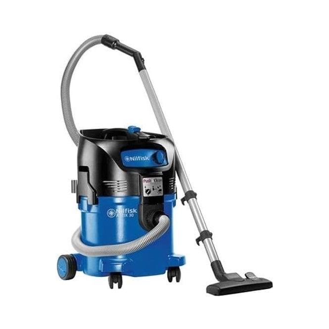 Nilfisk Alto Attix 30-01 Wet and Dry Vacuum Cleaner 230V