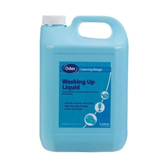 Deb Odex Washing Up Liquid 5ltr (Pack of 2)