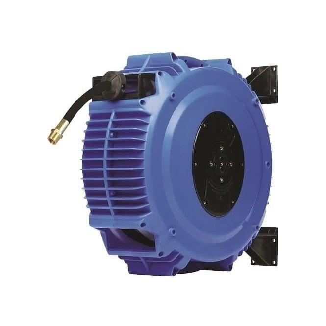 Retractable Hose Reel for Air or Water
