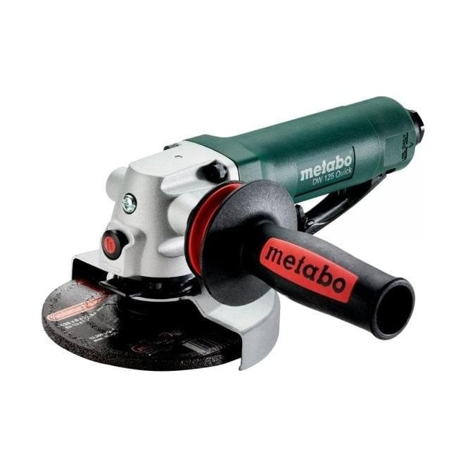 Metabo Air Angle Grinder DW 125 Quick