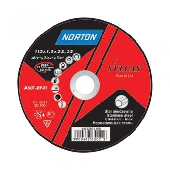 Norton Vulcan Type 41 Cutting Disc