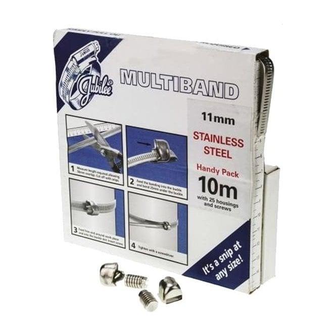 Jubilee Multiband Hose Clip Kit