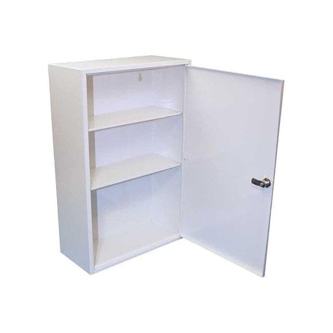 Metal First Aid Cabinet 460mm(H) x 300mm(W) x 140mm(D)