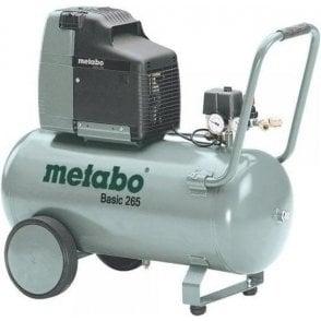 Metabo Basic 265 Air Compressor 50ltr