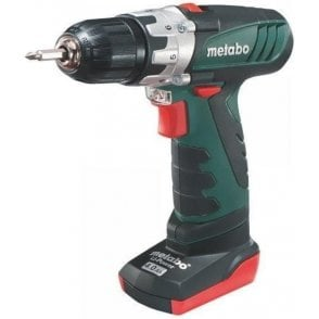Metabo Powermaxx BS Pro10.8 Cordless Drill/Driver (with Charger and 2 x 3Ah Batteries in Carry Case)