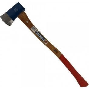 Hardman Felling Axe 4.1/2lb With Hickory Handle