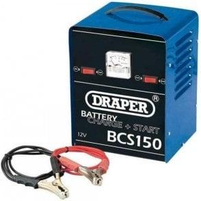 Draper Battery Starter/Charger BCS150 12V 135A