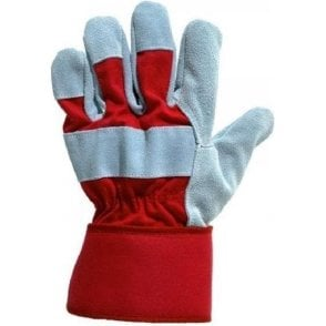 Shield Red Rigger Gloves
