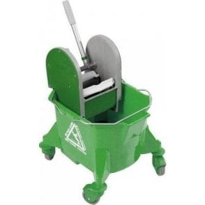 Kentucky Mop Roller Buckets Green