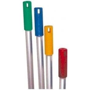 """Aluminium Squeegee Handle 54"""" Red"""