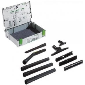 Festool Compact Cleaning Set D 27/D 36 K-Rs-Plus Systainer