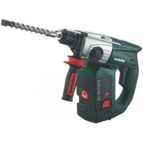 Metabo Cordless Combination Hammer SDS Drill KHA24