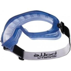 Bolle Atom Breathable Foam Polycarbonate Safety Goggles