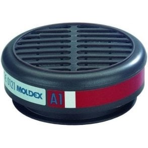 Moldex 8100 Gas Filter A1 (Pack of 2)