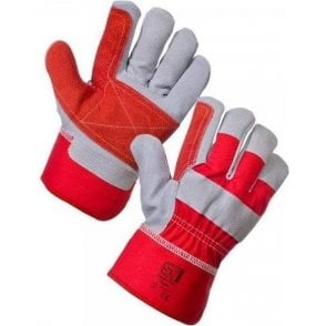 Supertouch Double Palm Rigger Gloves