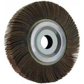 Garryson Aluminium Oxide Large Flap Wheel (Bench Mounted)